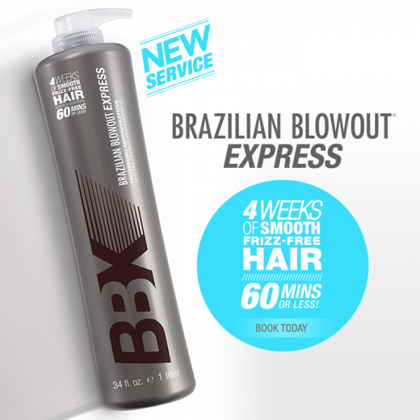 Brazilian blowout express